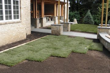 Lawn Renovation & Sod