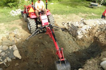 Excavating & Drainage